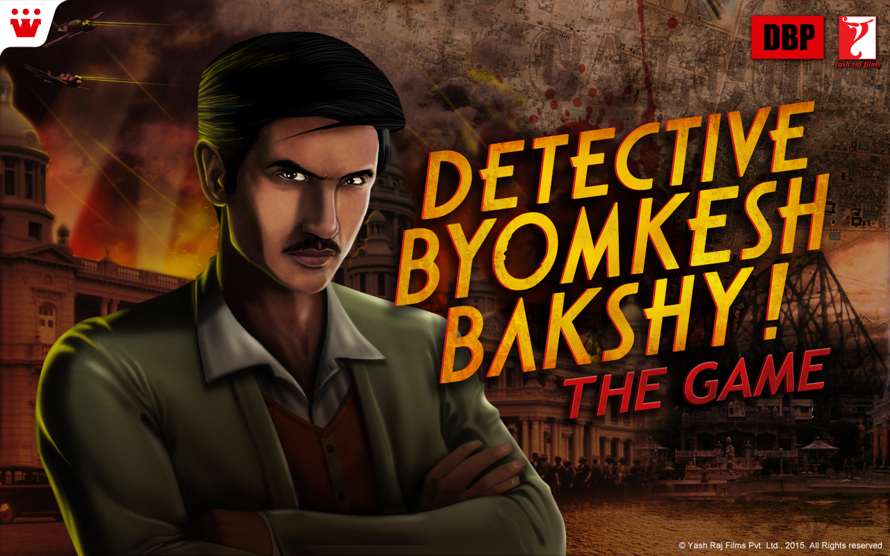 Detective Byomkesh Bakshy- screenshot