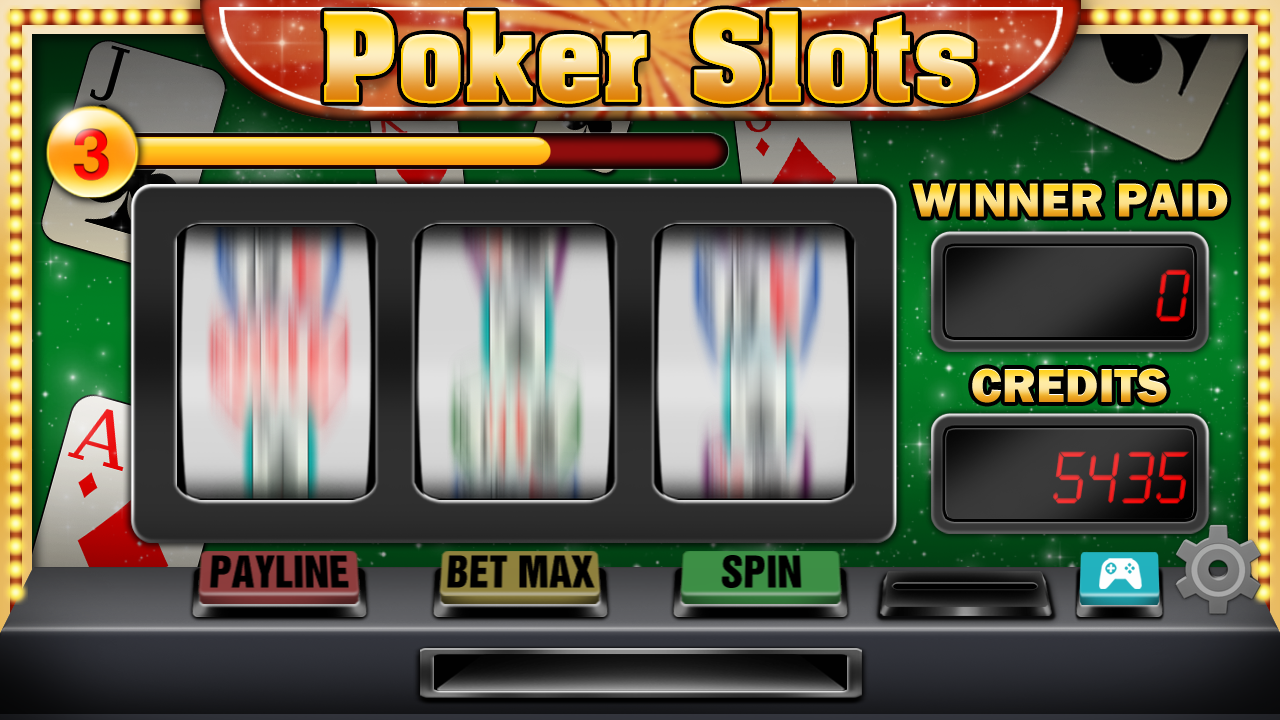 Super Poker Slots- screenshot