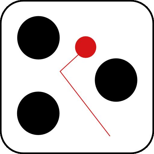 Crazy Dot Game LOGO-APP點子