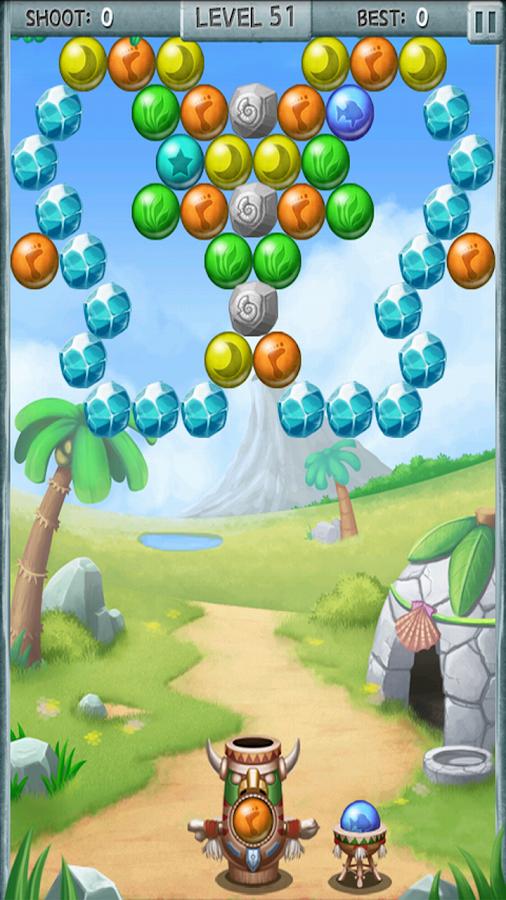 Bubble Totem - screenshot