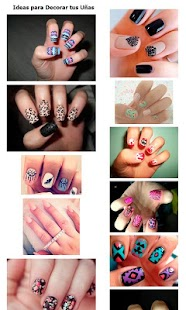 Nail decorations - screenshot thumbnail