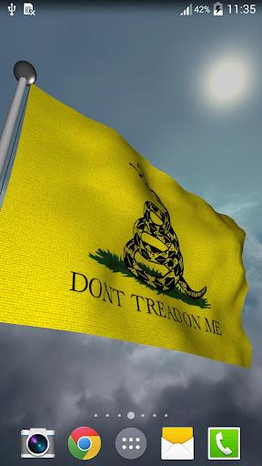 Gadsden Flag - LWP