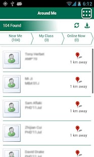 INSEAD Mobile Connect screenshot