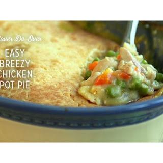 Easy Breezy Chicken Pot Pie.