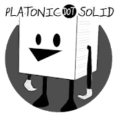 Platonic Dot Solid