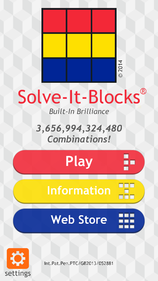 Solve It Blocks- screenshot