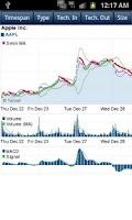 Screenshot of Stock Analyst Pro