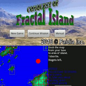 Conquest of Fractal Island