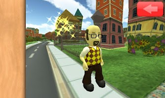 Screenshot of Puzzle Town