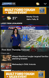 Local News 8 - screenshot thumbnail