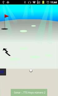 Eyes-free Golf (BFG)- screenshot thumbnail
