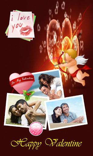 Valentine Collage Creator