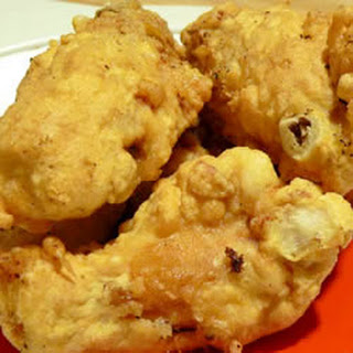 Beer Battered Chicken