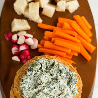 Spinach Dip.
