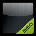 炫酷黑 - 360桌面主题 icon