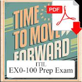 ITIL EX0-100 Prep Exam