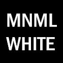 MNML WHITE NOVA THEME icon