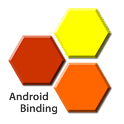 Calculator: Android Binding logo