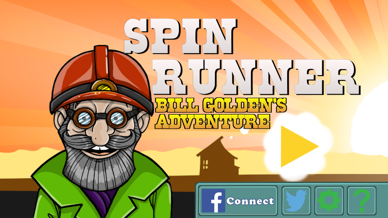 Spin Runner- screenshot