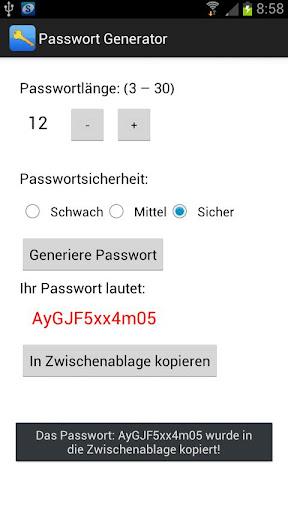 免費下載工具APP|Einfacher Passwort Generator app開箱文|APP開箱王