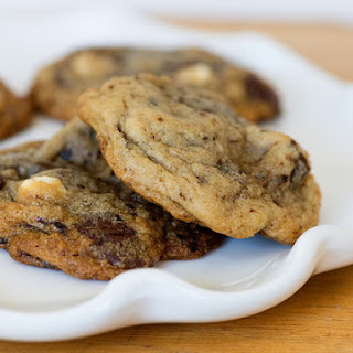Mocha Chocolate Chip Cookies and a Cookbook Contest!.