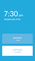 Screenshot of Classical Music Radio WQXR