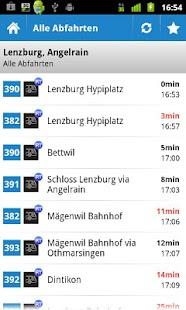 Regionalbus Lenzburg- screenshot thumbnail