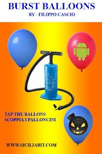 burst balloons scoppia palloni - screenshot thumbnail