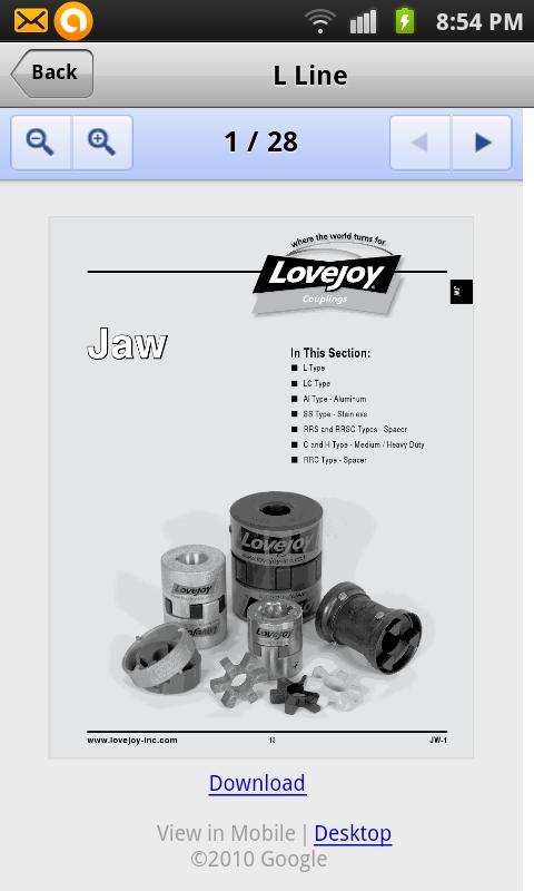 Lovejoy- screenshot