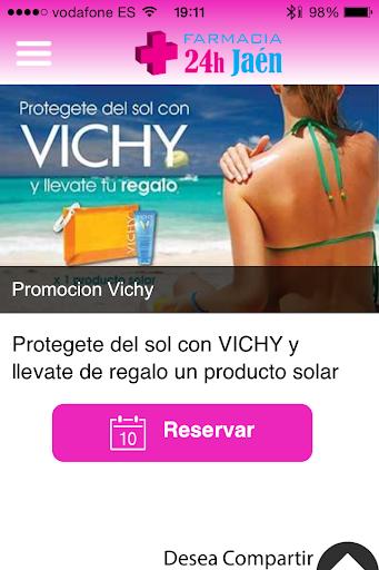 【免費健康App】Farmacia 24h Jaén-APP點子