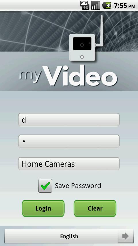 MyiSeeVideo- screenshot