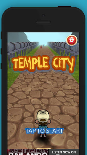 City Temple Run 3D