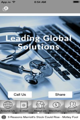 Leading Global Solutions