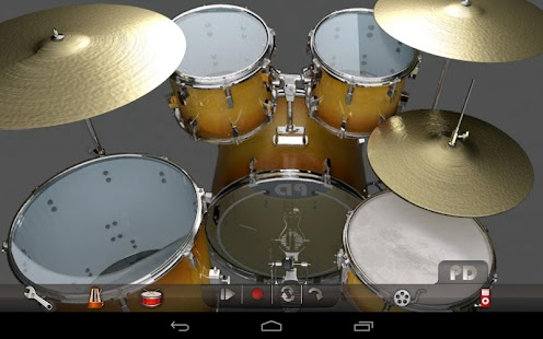 Pocket Drums Pro- screenshot thumbnail