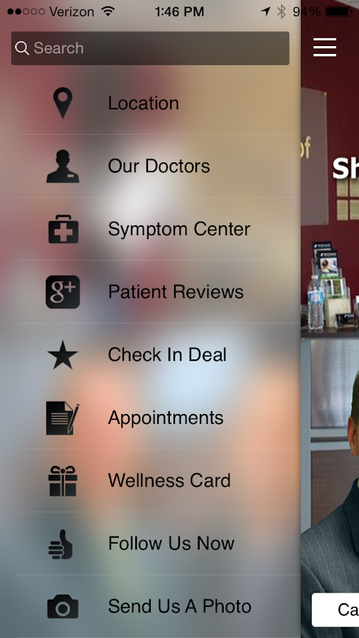 Shiloh Chiropractic- screenshot