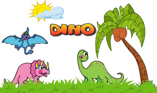 색칠 공부 공룡