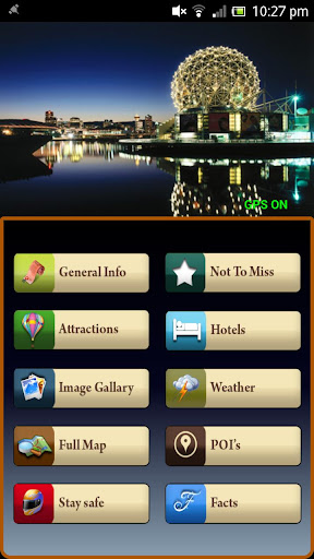 Vancouver Offline Travel Guide