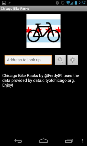 Chicago Bike Racks