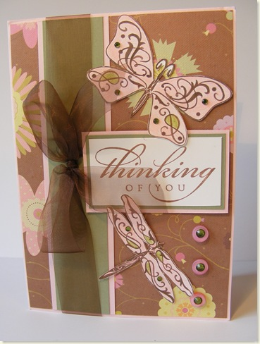 Georgette's card