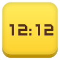 Blocky Clock for Gear Fit icon