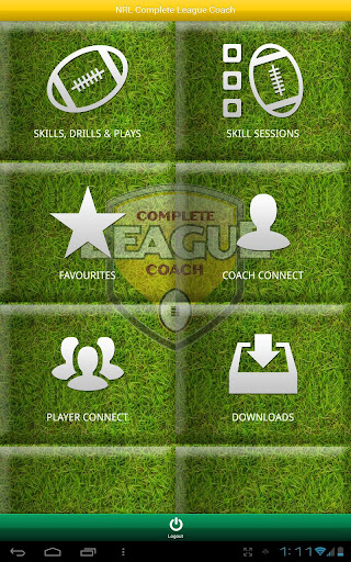 Complete League Coach