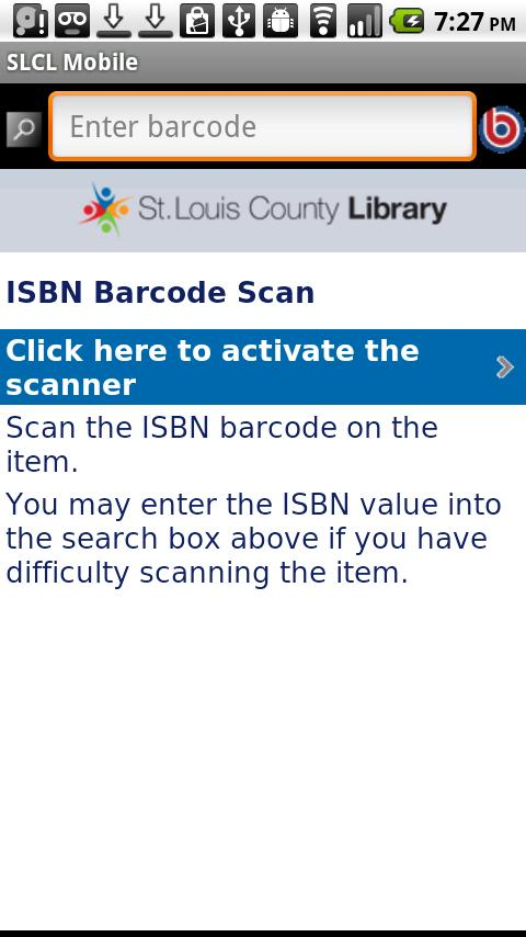 SLCL Mobile - screenshot