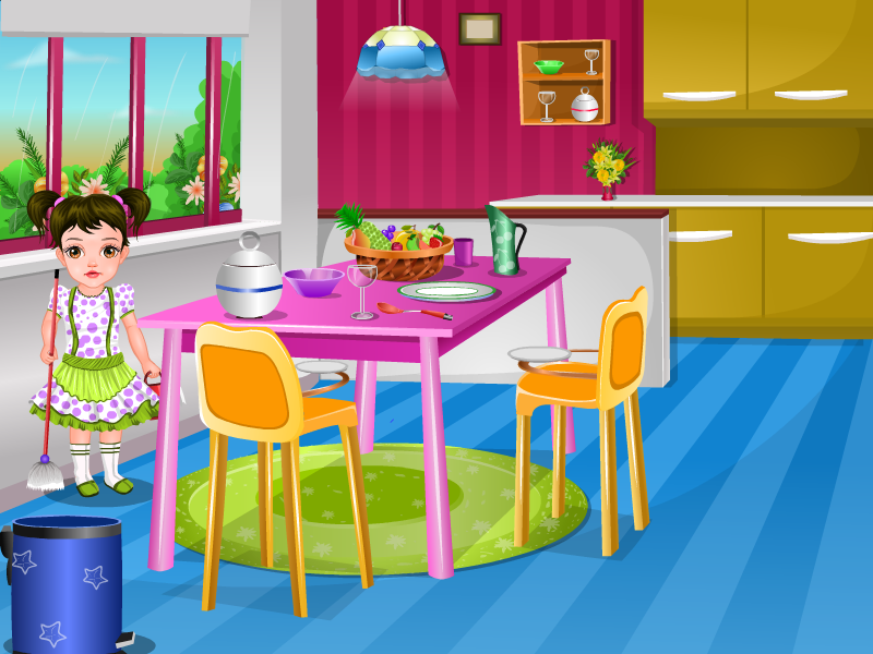 Kids House Clean Games - Android Apps on Google Play