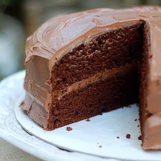 Chocolate Mayonnaise Cake.