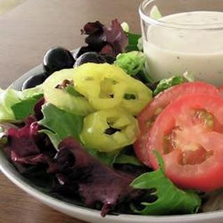 Italian Restaurant-Style Salad Dressing II