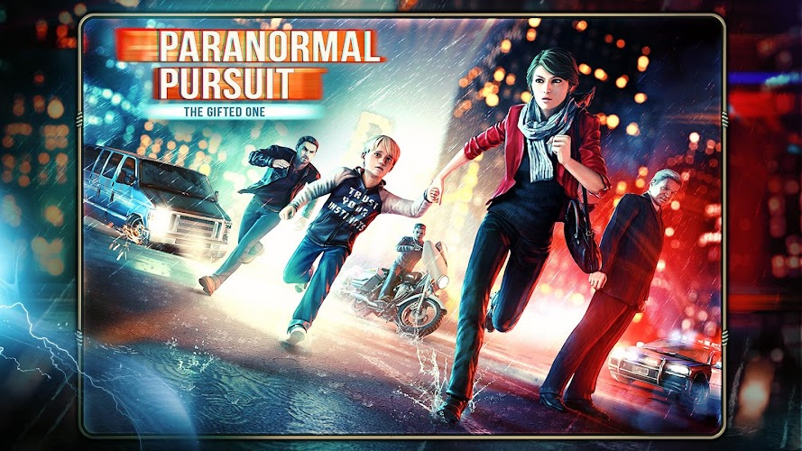 Paranormal Pursuit Mod v1.2 APK+DATA - Cover