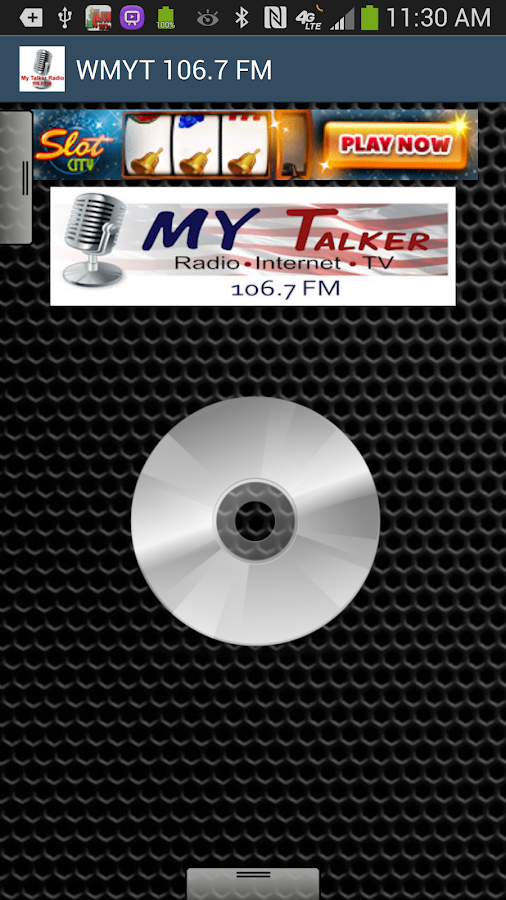 WMYT 106.7 FM - screenshot