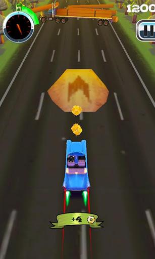 Road Trip - Car vs Cars