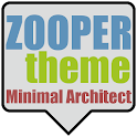 Minimal Architect Zooper Skin icon