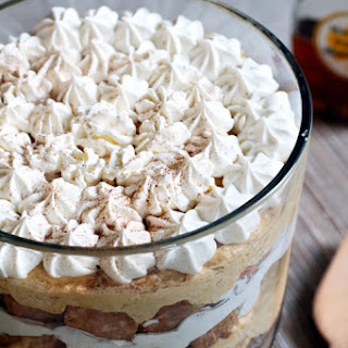 Maple Cream Pumpkin Trifle